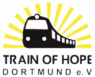 Train of Hope Dortmund